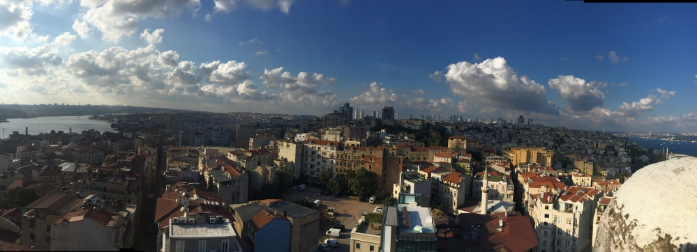 From Galata Tower